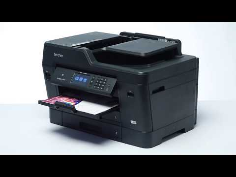 Farve inkjetprinter: MFC-J6930DW - produktvideo