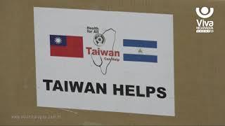China-Taiwán dona 10 mil reactores rápidos a Nicaragua para detectar la COVID-19