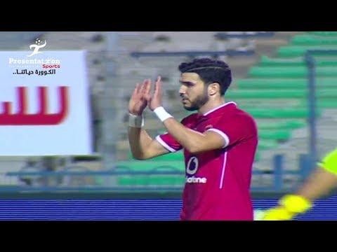 الهدف الثاني لـ الأهلي امام النصر   وليد ازارو