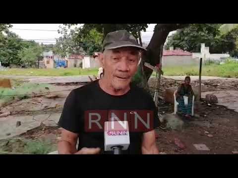 Residentes de la rivera del Ozama preocupados por las lluvias