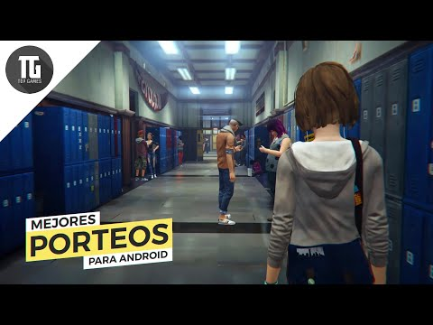 TOP 10 Mejores juegos de CONSOLAS & PC para Android #2
