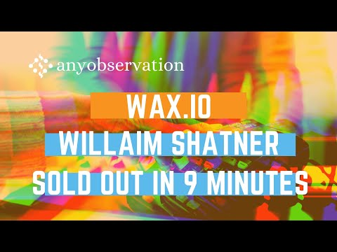 Opening Shatner packs and after they sold out in 9 minutes! | WAX