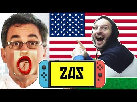 connectYoutube - ¡SWITCH SE LA SACUDE EN LA BOCA DE PROFESORES CON RECORD HISTÓRICO EN USA! - Sasel - Nintendo