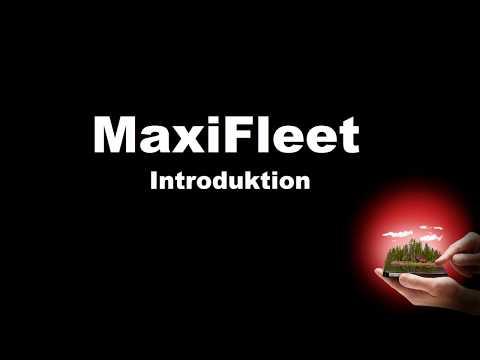 Komatsu MaxiFleet - Introduktion
