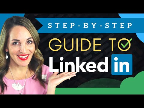 How To Get STARTED On LinkedIn In 2020 - (Step-By-Step For BEGINNERS) photo