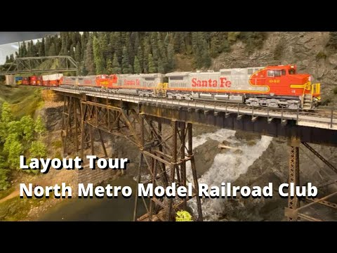 North Metro Model Railroad Club