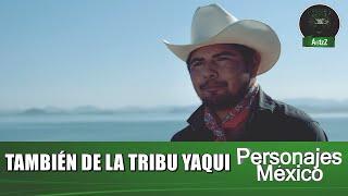 Luis Urbano Domínguez, defensor del agua de la Tribu Yaqui