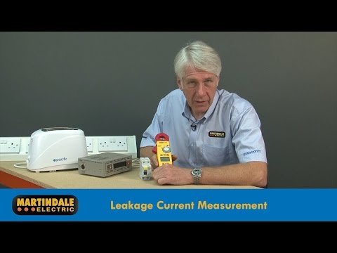 Martindale CM69 Earth leakage applications