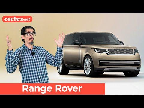Nuevo RANGE ROVER 2022: El SUV gran lujo de Land Rover | Novedad en español | coches.net