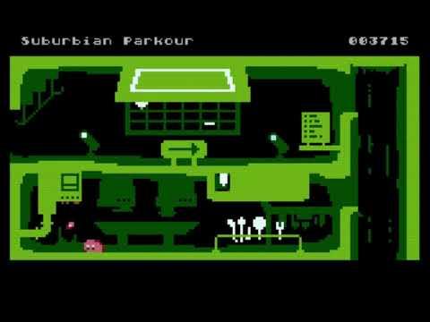 FloB (Atari) nivel 3 - walkthrough completo