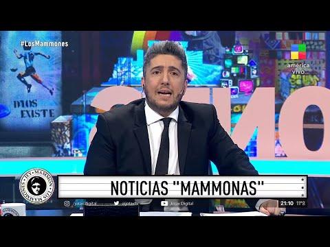 Jey Mammon repasó las noticias Mammonas más importantes de la actualidad en su divertido monólogo