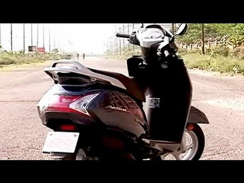 Activa rides into 125 cc space