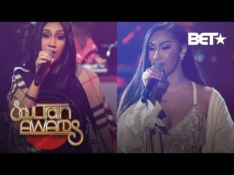 Queen Naija's Best Soul Train Awards Moments! | Soul Train Awards 20
