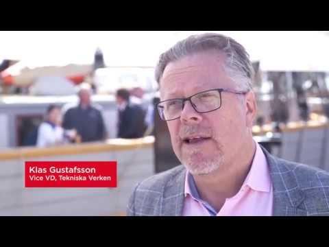 Ett friskare Östersjön utan läkemedel - från Almedalen 2017