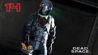 Прохождение Dead Space 3 - Часть 14 — Снежное чудище (The Snow Beast)   «Тау Волантис»