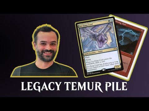 Legacy Temur Pile com Diego Gnave