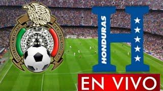 Donde ver México vs. Honduras en vivo, partido amistoso 2021
