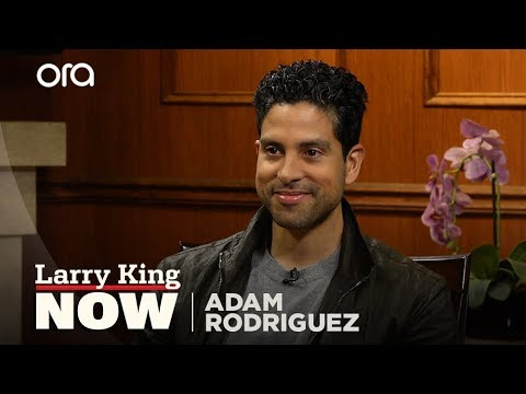 connectYoutube - Adam Rodriguez on Puerto Rico: There wasn't enough outrage