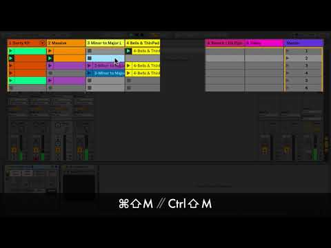 Learn Live 10: Session View keyboard shortcuts