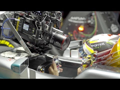 How to Make an F1 Commercial: On Set with Lewis Hamilton & Bose
