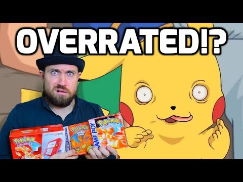 connectYoutube - Are Pokemon Red & Blue Version Overrated !? -THGM