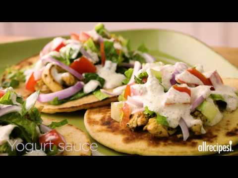 Weeknight Recipes - How to Make Easy Chicken Gyros