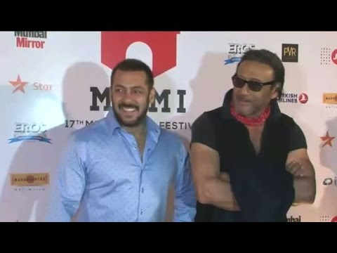Salman Khan Pulls Media's Leg | Closing Ceremony Of MAMI 2015