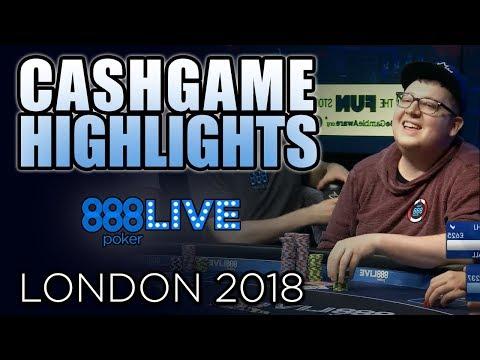 tonkaaaap & 888ambassadors VS WSOP Champions CASH GAME!