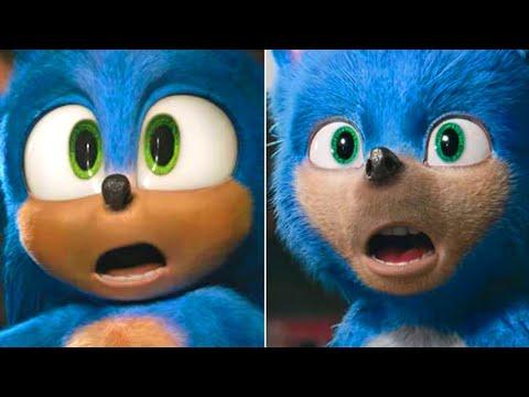 Sonic looks EPIC now!