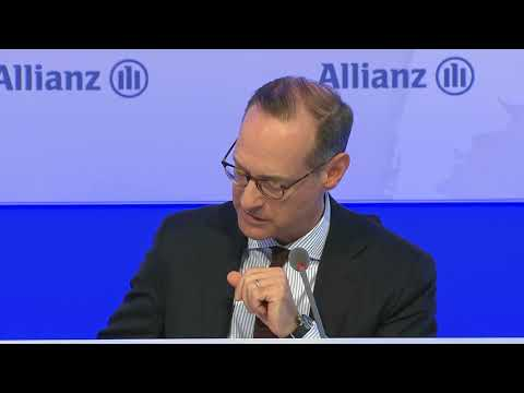 Allianz SE Annual Results Media Conference for Fiscal Year 2017