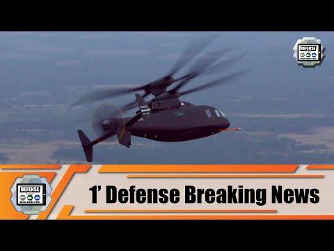 Sikorsky-Boeing Defiant achieves new speed milestone