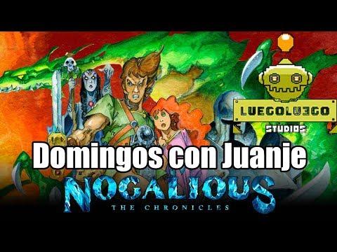 Domingos con Juanje y LUEGOLU3GO STUDIOS