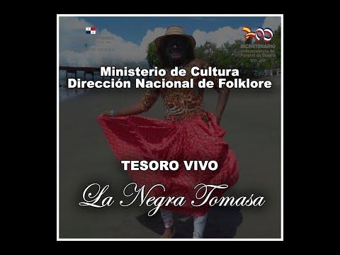 Tesoro Vivo/La Negra Tomasa-César Alexis Quintero