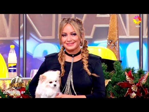 Karina La Princesita sorprendió en la presentación del jurado junto a su perrita «Queen»