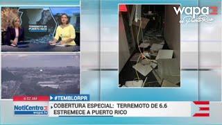 Alcaldesa de Ponce reconoce que hay al menos 8 heridos en su municipio