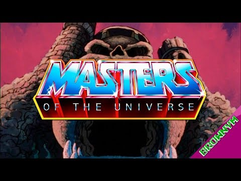 He-Man and Masters of universe [Videogames]