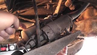 1990 Volvo 240 DL Fuel Pump Check Valve replacement