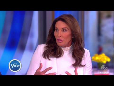 Caitlyn Jenner On Kardashian Family, Relationship with Kris   The View