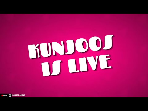 KUNJOOS WAITING FOR ARP 2.0 / MORP / ACRP CITY   SAFEEZZ GAMING LIVE STREAM