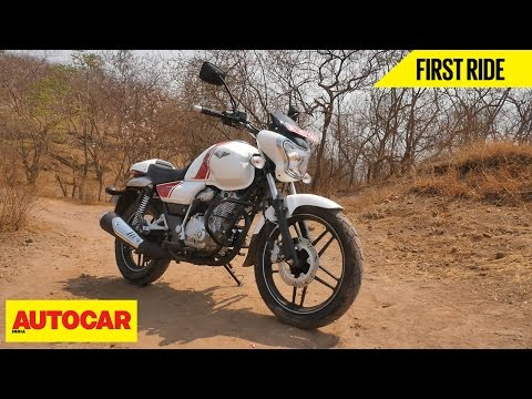 Bajaj V15 | First Ride