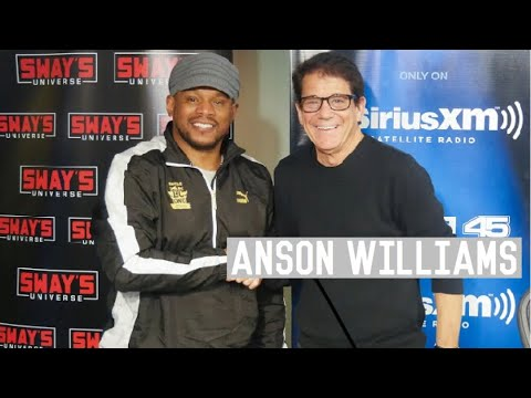 'Happy Days' Star Anson Williams Gets The Word Out About Drowsy Driving