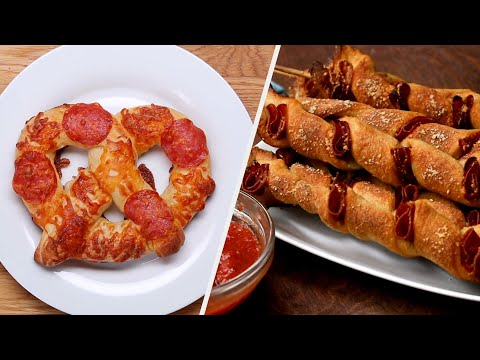 Unique Pizza Recipes!