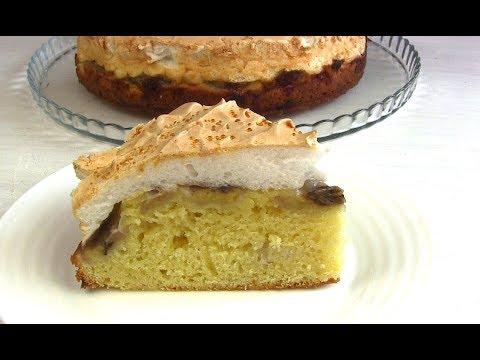 Шикарный пирог из Простых продуктов!! Пирог- Торт