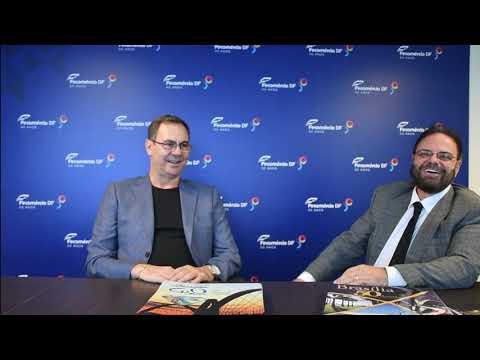 Entrevista com José Aparecido, presidente da FECOMERCIO. thumbnail