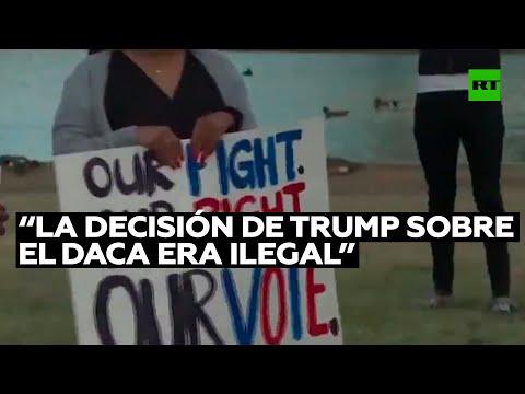 Abogado: «La orden del juez de restaurar la DACA reafirma que era ilegal la decisión de Trump»