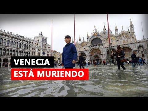 La triste historia de Venecia (y otras ciudades)