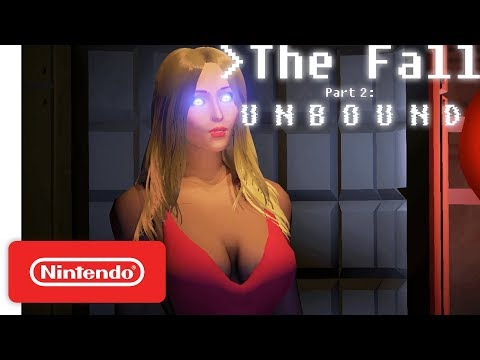 The Fall Part 2: Unbound - Meet the Companion - Nintendo Switch
