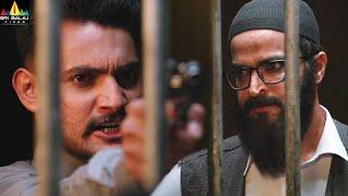 Operation Gold Fish Movie Aadi Warning to Gazhi Baba Scene | Latest Telugu Scenes @SriBalajiMovies - SRIBALAJIMOVIES