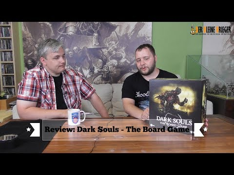 Dark Souls, The Board Game Review und Unboxing