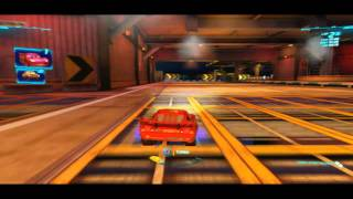 Cars 2 - Walkthrough - Clearance 1.1 - Battle Race